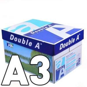 Double A a3 papier