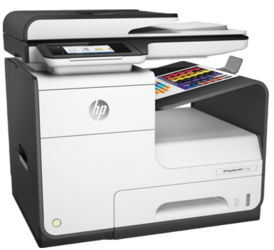 HP Pagewide Pro MFP 477