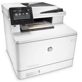 HP Color Laserjet Pro M4